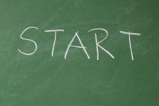 Blackboard start