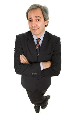 Man Suit Business