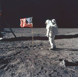 Neil Armstrong Moon