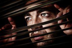 Man fear blinds