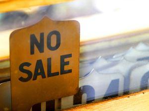 Cash Register No Sale