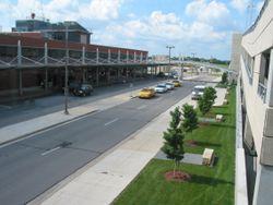 DSM Airport