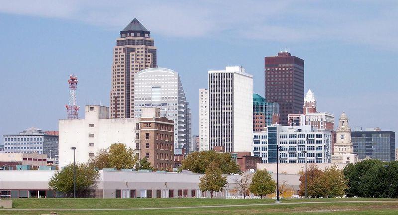 Des Moines by Tim Kiser