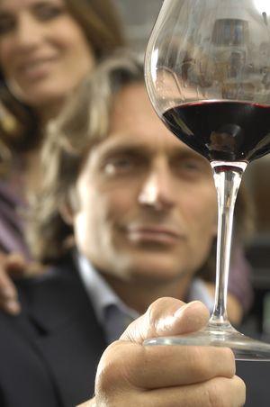 Man wine