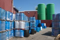 Fertilizer barrels