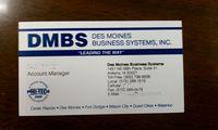 DUMB Business Card