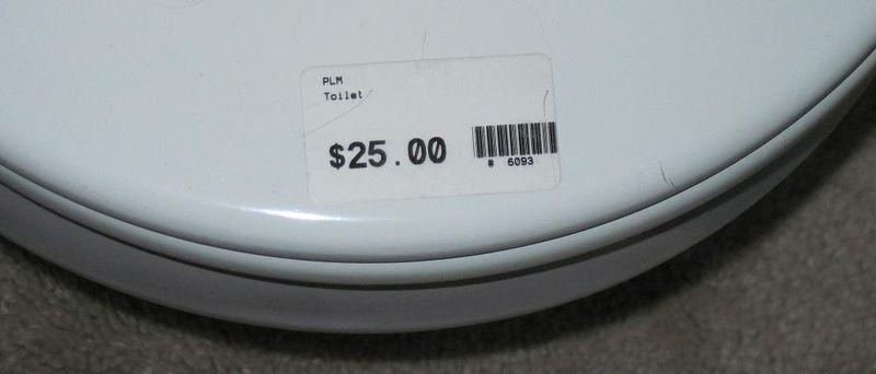 Toilet Price