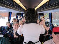 Iowa Power Flo on Buss