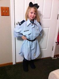 Sailor Dressed as Dad