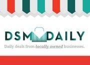 DSM Daily Logo
