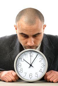 Man Clock