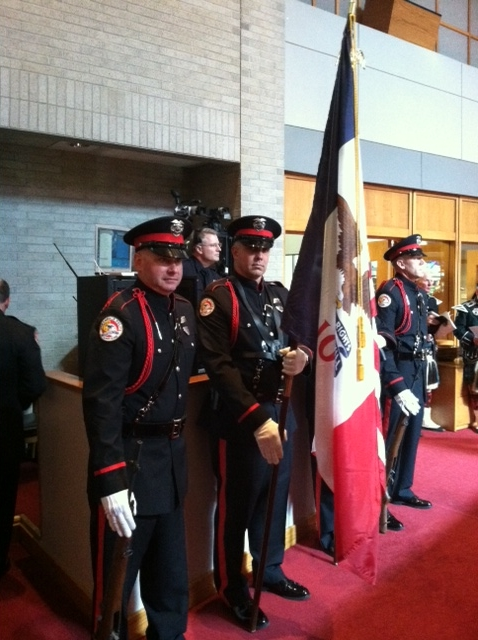 Urbandale Honor Guard