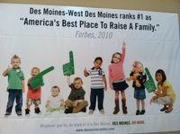 Des Moines Best Family 2010