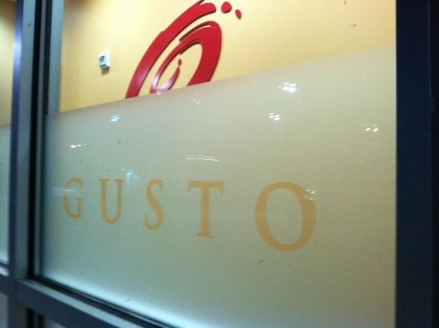 Gusto Window