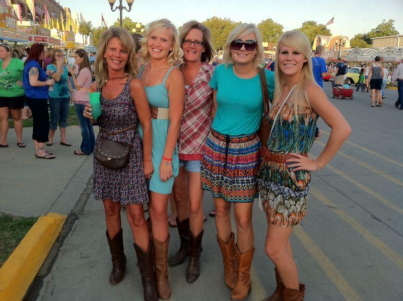 State Fair Boots