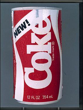 New Coke Use