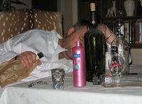 Man What Drinking