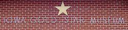 Iowa Gold Star Museum
