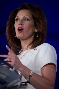 Michele Bachmann editorial