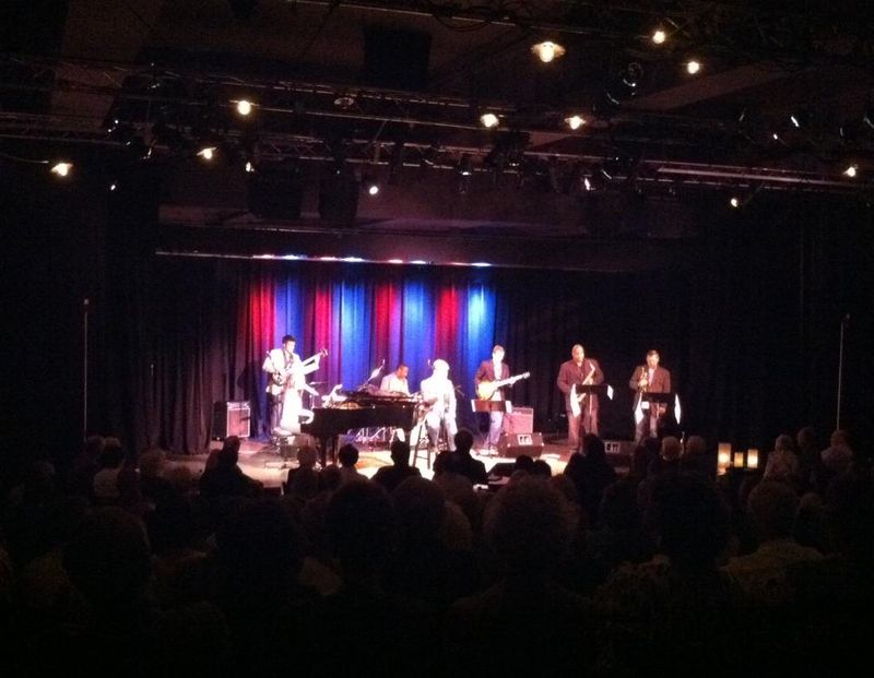 Max Roxi Concert July 23 2011