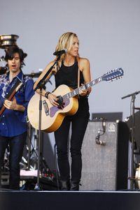 Sheryl Crow by Fred Kamphues Shutterstock