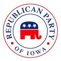 IOWA GOP logo