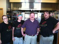 Bill Kurtz and Gusto Pizza