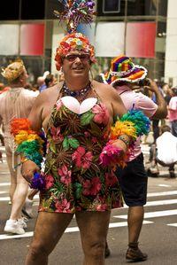 Gay Pride NYC Lev Radin Shutterstock