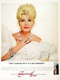 Old Smirnoff 1967
