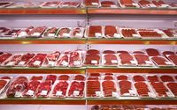 Grocery Meat Case