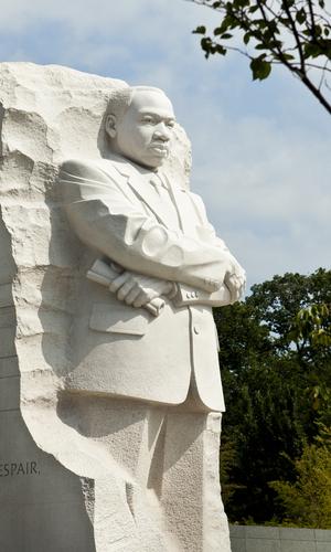 Dr King MemorialDC