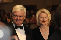 Newt and wife 2