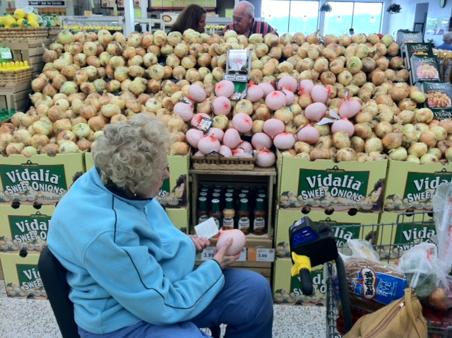 Mom Onions April 2012