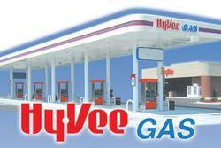 Hyvee gas
