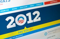 Obama Dem Website 2012