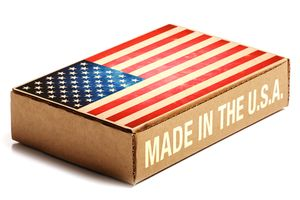 Made in USA box