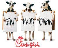 ChickFilA Cows