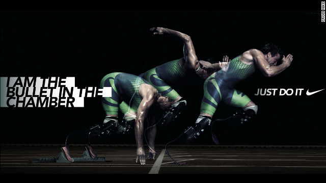 Nike Bullet in Chamber Ad