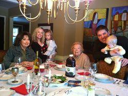 Seder March 2013