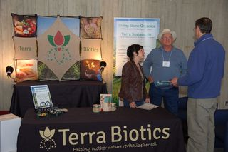 PFI 13 Terra Biotics Sean Blue Gate
