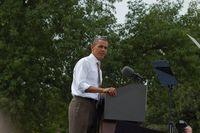 Obama Urbandale Close