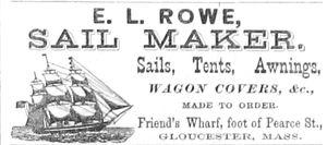 Sail Maker 1869