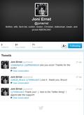 Joni Ernst Twitter