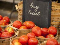 Farmers Market Buy Local