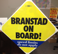 Branstad on Board