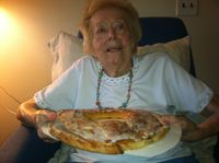 Mom Kringle August 2013