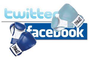 FB vs Twitter