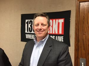 Jeff Garrison KRNT 24 Nov 2014