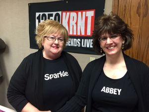 Sparkle Abbey KRNT 19 Dec 2014