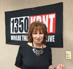 Joy Behar Three 12 May 2015